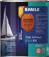 Лак яхтный Смайл SWL -11 глянец 2,3 л.