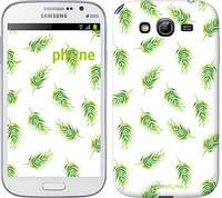 """Чехол на Samsung Galaxy Grand I9082 Пальмовые ветки """"3581c-66"""""""