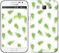 """Чехол на Samsung Galaxy Win i8552 Пальмовые ветки """"3581c-51"""""""