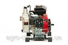 Мотопомпа Weima WMQGZ40-20 (40мм, 27 м.куб/час), фото 3