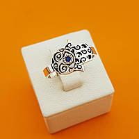 Хамса серебряное кольцо-талисман