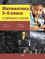 Таблицы и схемы. Математика 5-6 классы