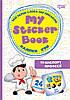 My sticker book.Мои первые слова на английском. Транспорт Профессии