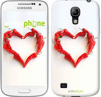"Чехол на Samsung Galaxy S4 mini Duos GT i9192 Любовь с перцем ""730c-63"""