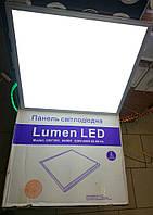 LED панель 600*600 (встраиваемый под армстронг) LUMEN 40W (матовый рассеиватель)