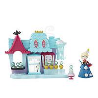 Игровой набор Дисней Фрозен Маленькое королевство Эльза и Магазин сладостей Эренделла