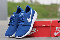 Кроссовки Nike (голубой)