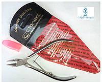 Кусачки маникюрные для вросших ногтей, Сталекс KM-05 (N3-61-14)