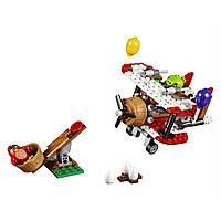 Конструктор LEGO AngryBirds 75822 Самолетная атака свинок