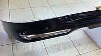 Докладка переднего бампера Toyota Land Cruiser 200, фото 1