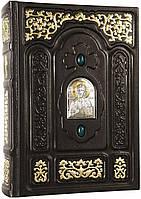 Библия (подарочная, кожа)