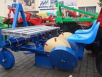 Рассадопосадочная машина 4-рядная (Польша)