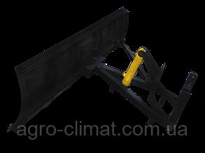 """Отвал ОТ-180 """"Володар"""" с гидроцилиндром для минитрактора (с креплением  DF 244)"""