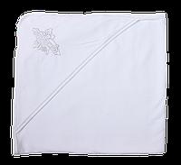 Полотенце для крещения с уголком, Крыжма интерлок белый