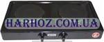 Электроплитка двухконфорочная Мечта 211Ч чугунная конфорка