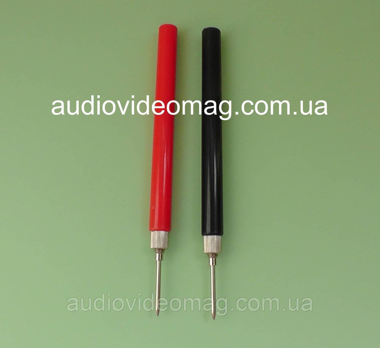 Щупы-карандаши универсальные для тестера мультиметра, цена за пару