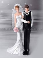 Весільні фігурки — Modecor 28490A - 16 см