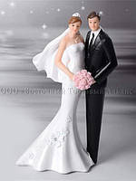 Весільні фігурки — Modecor 28490B - 16 см