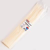 Хомуты пластиковые CarLife 4,7 x 400 белые
