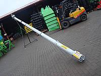 Погрузчик зерна  Польша диаметр 150 мм 8 м шнековый Kul-met 3 кВт