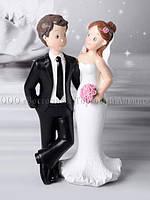 Весільні фігурки — Modecor 28487A - 16 см