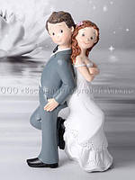 Весільні фігурки — Modecor 28487B - 16 см