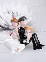 Свадебные фигурки —  Modecor 28476 - 10 см