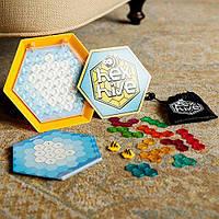 Настольная игра-головоломка HexHive, Fat Brain Toy Co