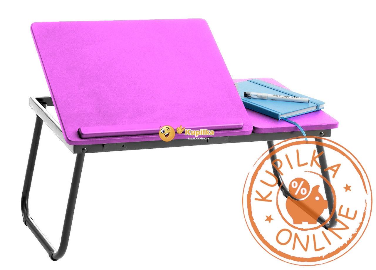 Столик для ноутбука  NT03 пурпурный (фиолетовый)