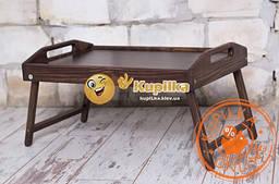 Столик для завтрака VIP венге