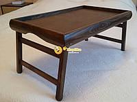 Столик для завтрака Comfy Home орех, фото 1