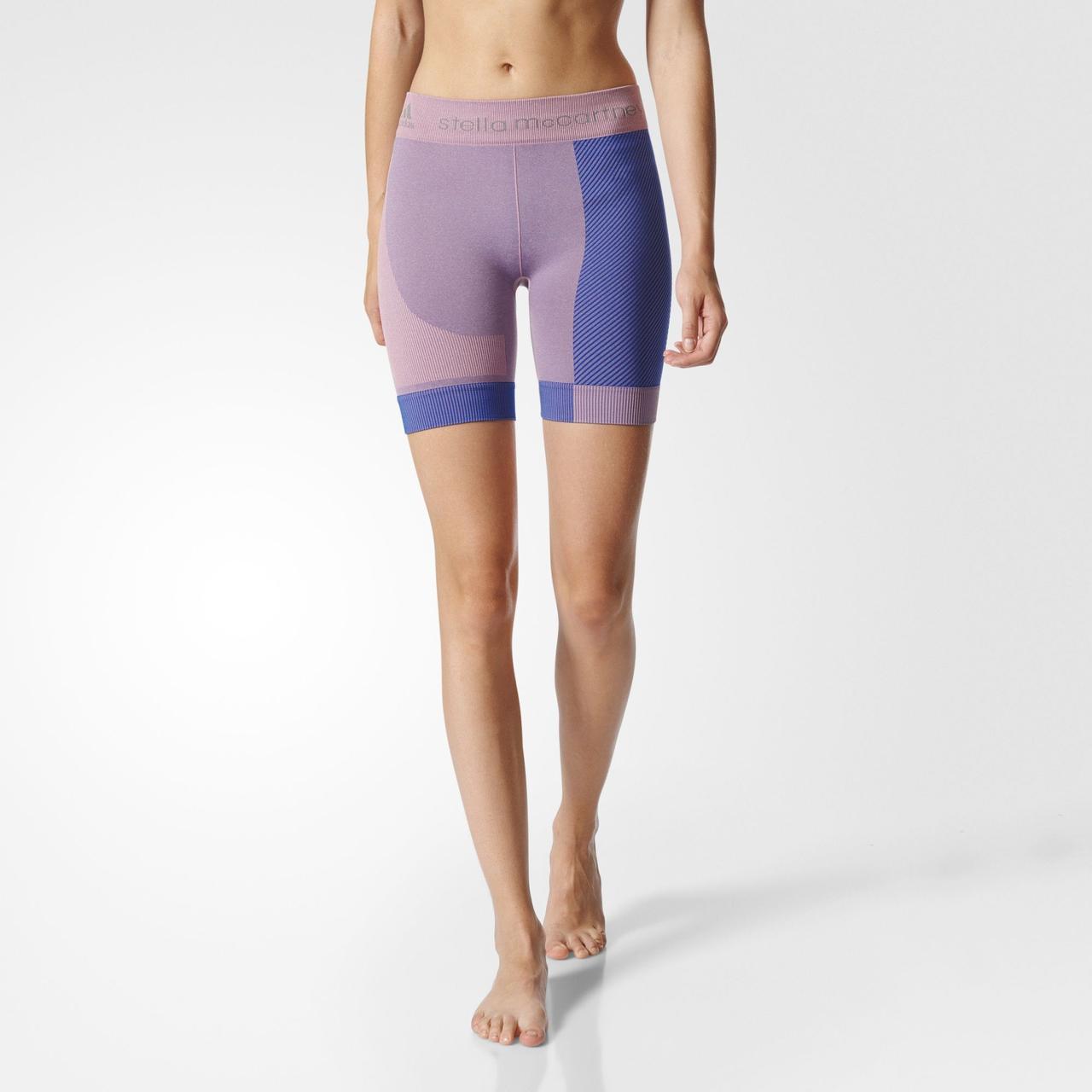 Женские шорты Adidas by Stella McCartney Yoga Seamless Shorts (Артикул: AZ6671)