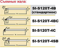 Паяльное жало Pro'sKit SI-S120T-4BC