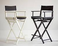 Стул для макияжа раскладной (кресло визажиста)., фото 1