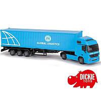 Грузовик Dickie Toys Международные перевозки 3746005