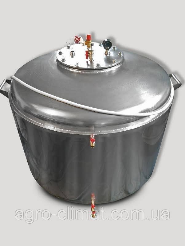 """Автоклав электрический из нержавейки (380 В) на 500 банок + Водяное охлаждение """"Престиж"""""""