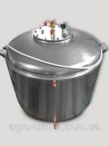 """Автоклав электрический из нержавейки (380 В) на 500 банок + Водяное охлаждение """"Престиж"""", фото 2"""
