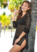 Пляжное платье - сеточка  СС7012