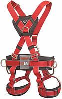 Полная система для промышленного альпинизма и работ на высоте First Ascent Urban Plus L red