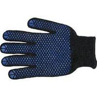 Перчатка трикотажная 4 нити с ПВХ стандарт