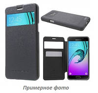 Чехол (книжка) Mercury Wow Bumper series для Samsung G935F Galaxy S7 Edge            Черный