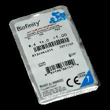 Контактні лінзи Biofinity 1шт