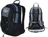 Рюкзак спортивный Terra Incognita Cyclone 16 чёрный/серый