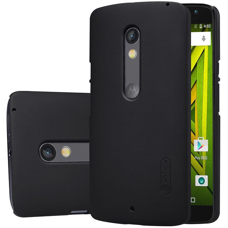 Чехол Nillkin Matte для Motorola Moto X Play (XT1562) (+ пленка)