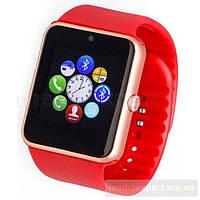 Smartwatch умные часы garett g25 красная/ый