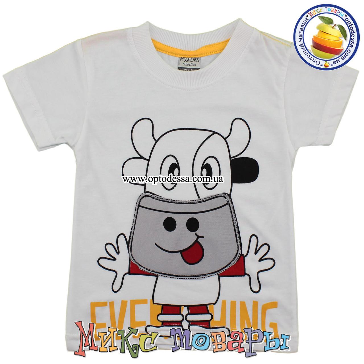 Детская футболка от 1 до 5 лет Турция (5249)