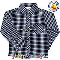 Рубашка для мальчика на годик (5252)