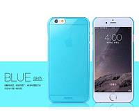 """Пластиковая накладка Remax 0.5mm для Apple iPhone 6/6s (4.7"""")            Синий"""