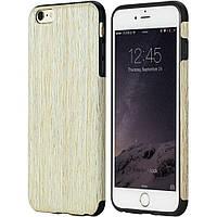 "Деревянная накладка Rock Origin Series (Grained) для Apple iPhone 6/6s (4.7"")  Nordic Walnut"