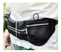 Спортивная сумка на пояс Rock Multifunctional Running        Черный / Black